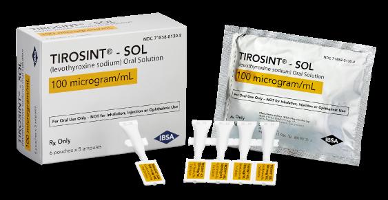 Tirosint-SOL Product